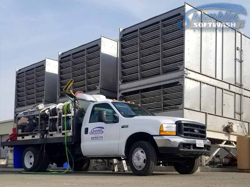 industrial-cooling-tower-power-washing-manteca-ca-san-joaquin-valley-ca
