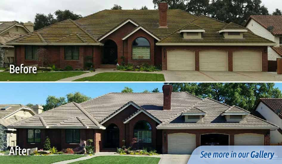 residential-roof-soft-wash-cleaning-manteca-ca-san-joaquin-valley-ca